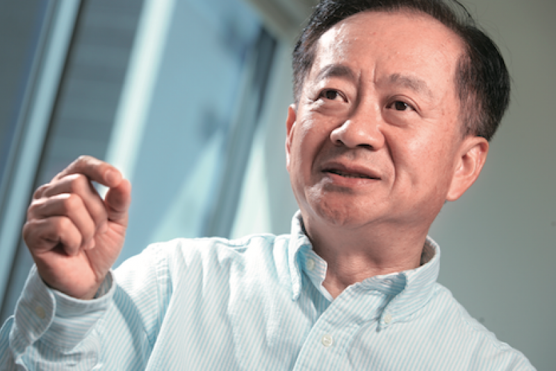 中芯宣布,延攬蔣尚義擔任獨立董事,震撼國內業界。(今周刊提供)