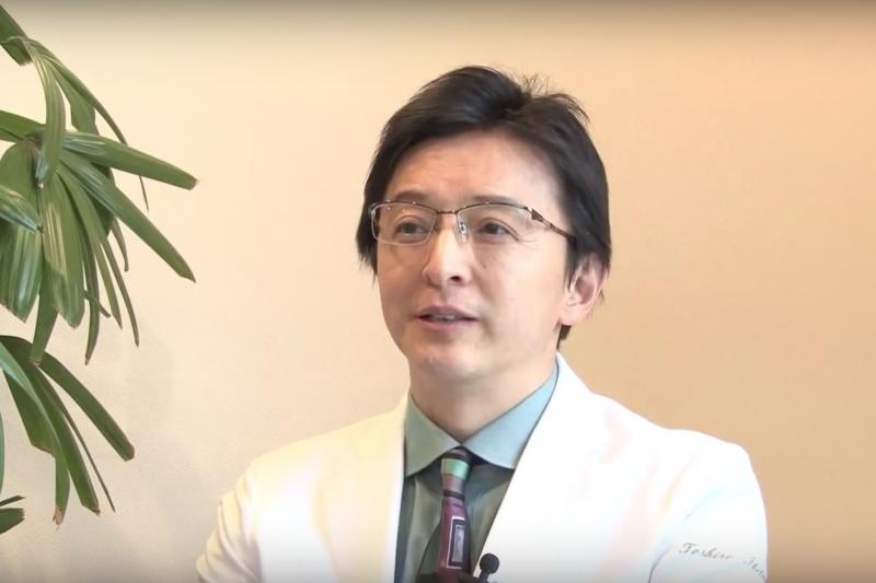 日本心臟科醫師池谷敏郎表示三高、中風、失智都是血管老化造成的。(翻攝自youtube)