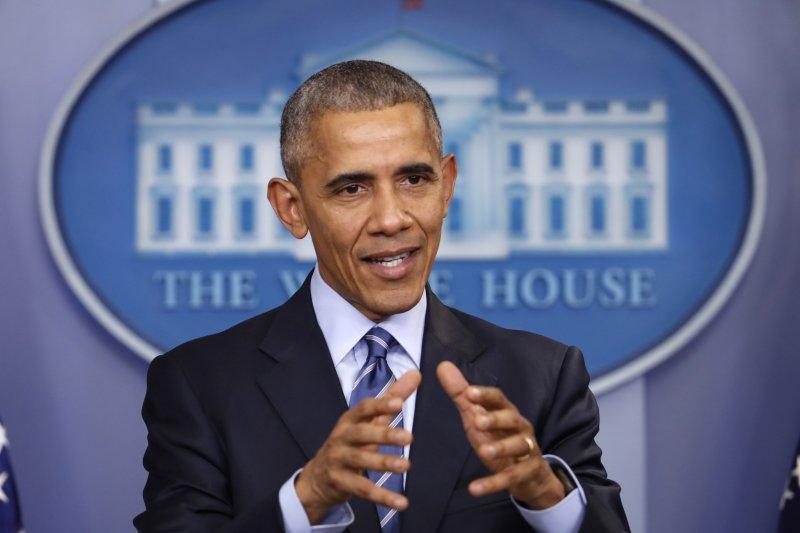 美國總統歐巴馬29日下令制裁俄羅斯,報復俄方駭客干預美國總統大選(AP)