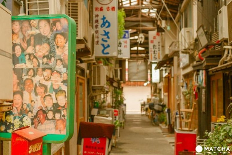 現代化發展的東京,其實仍保有著舊時代美好的角落。(圖/MATCHA提供)
