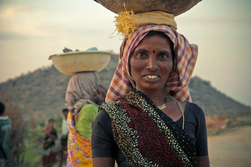 印度男女非常不平等,人權要獲得足夠的保障仍有一段長路要走。(圖/Unsplash@pixabay)
