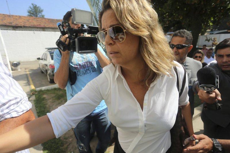 希臘駐巴西大使阿米里迪斯(Kyriakos Amiridis)慘遭妻子奧利維拉(Françoise Oliveira)和情夫密謀殺害,聖誕節後痛下毒手報失蹤,30日情夫出面坦承犯案。(AP)