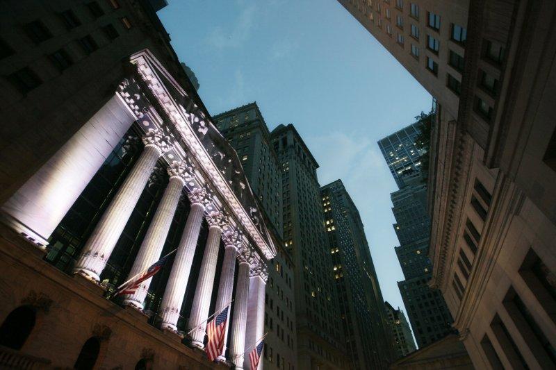 全球金融中心華爾街(AP)