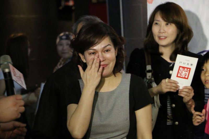 《灣生回家》原著作者田中實加(本名陳宣儒)坦言連她自己的身份都「造假」。(灣生回家臉書)