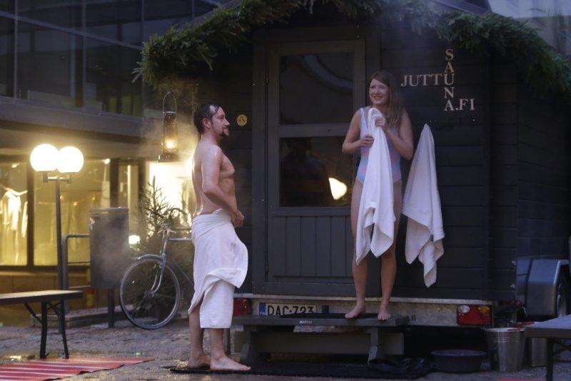 又稱「芬蘭浴」、「桑拿」的三溫暖(Sauna)有保護大腦、預防失智的功效(AP)