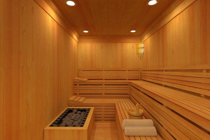 又稱「芬蘭浴」、「桑拿」的三溫暖(Sauna)(@Wikipedia / CC BY-SA 3.0)