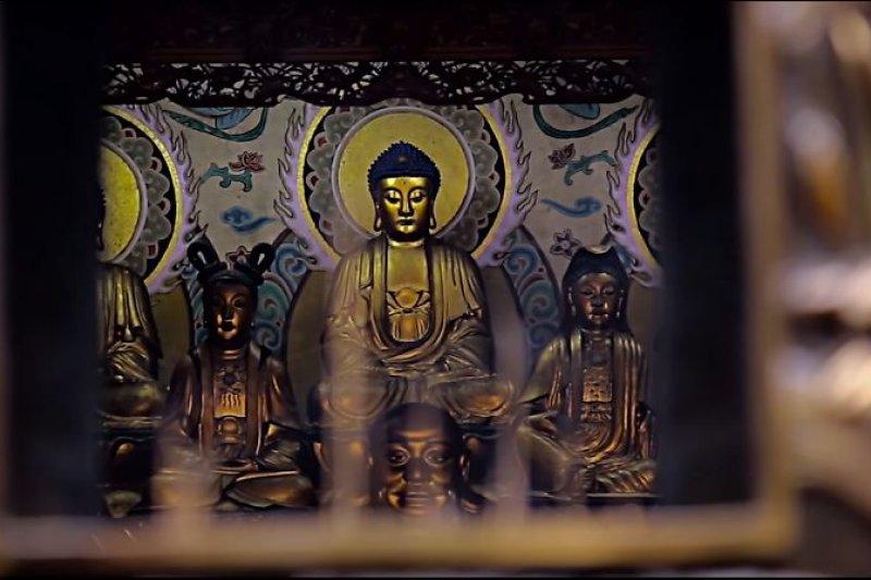 從明代以來,大觀音亭興濟宮就是台南當地最知名,香火最鼎盛且靈驗的廟宇。(翻攝自youtube)