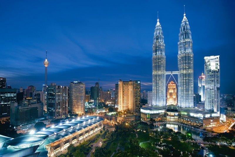 新南向與一帶一路在東南亞與南亞正面對上。(圖為馬來西亞)