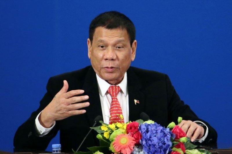 菲律賓總統杜特蒂(美國之音)