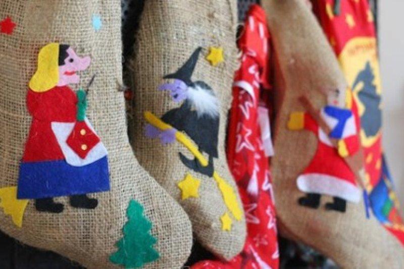兒童節的襪子(翻攝DeAbyDay)