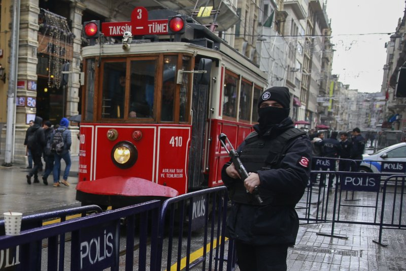 2016年迄今,土耳其連番遭遇恐怖攻擊,觀光旅遊業大受衝擊。(AP)