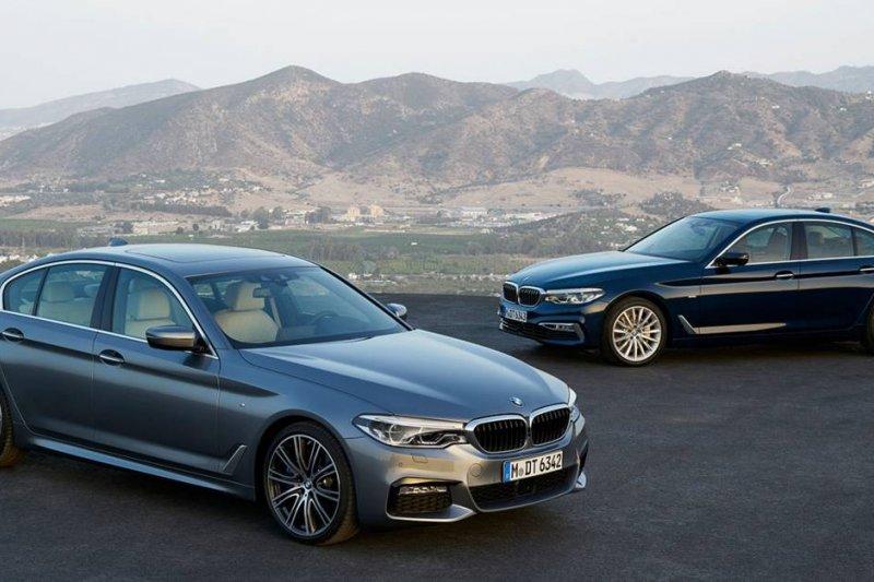BMW汽車。(BMW官網)