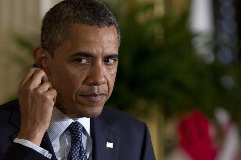 美國第44位總統歐巴馬(AP)
