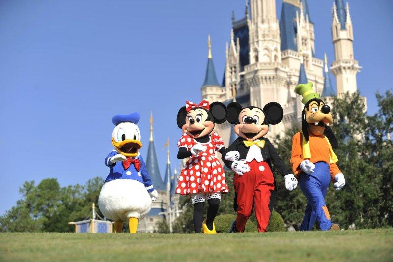 全球6家迪士尼樂園,你都去過了嗎?(圖/Walt Disney World@facebook)