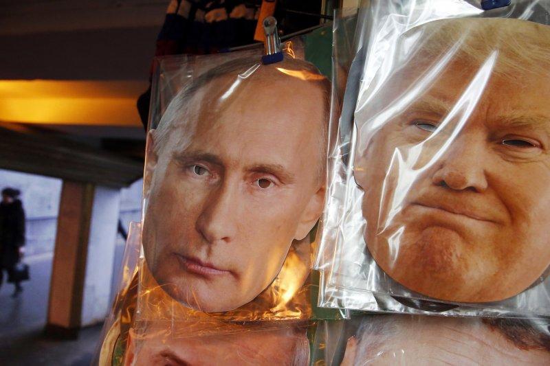 一份由共和黨資深議員馬侃提供的文件指出,川普與競選團隊和俄羅斯政府有秘密聯繫,俄國手上握有川普「把柄」。(美聯社)