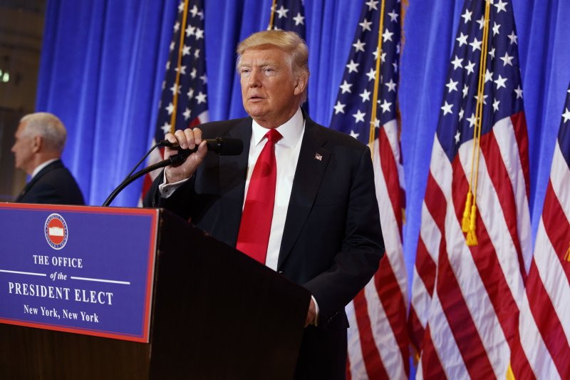 川普就任美國總統後,如何與中國談判和確立「新型大國關係」,將是今後亞太安全的關鍵(美聯社)