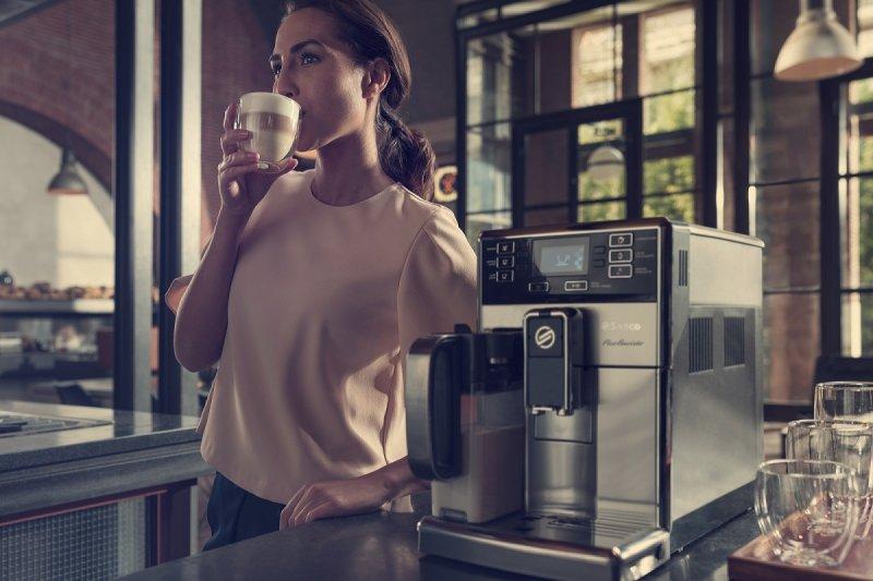頂級義式全自動咖啡機,為咖啡愛好者打造最精明的奢華咖啡享受!(圖/飛利浦提供)