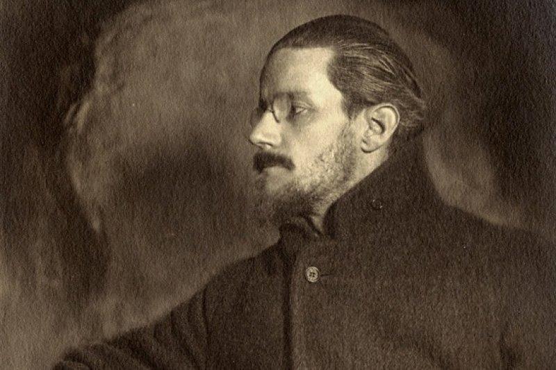 1918年的喬伊斯(Wikipedia/Public Domain)