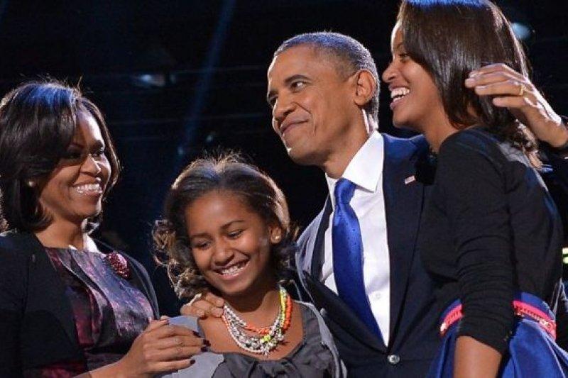 2012年的大選上,歐巴馬再次贏得大選。