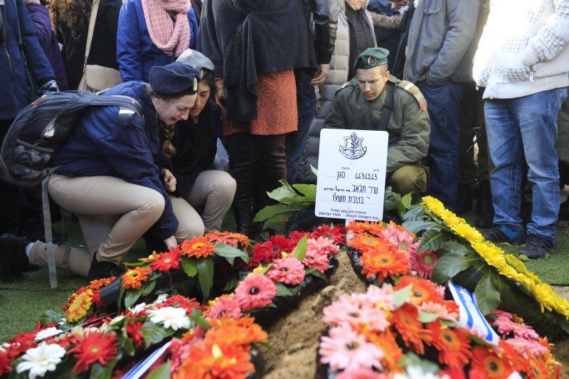 以色列與巴勒斯坦之間的暴力衝突日益惡化(AP)