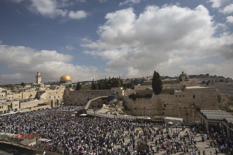耶路撒冷(AP)