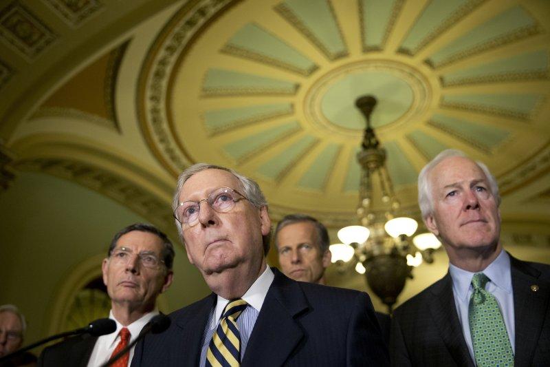 歐巴馬健保推出以來批評聲音不斷,共和黨一心反對。(美聯社)