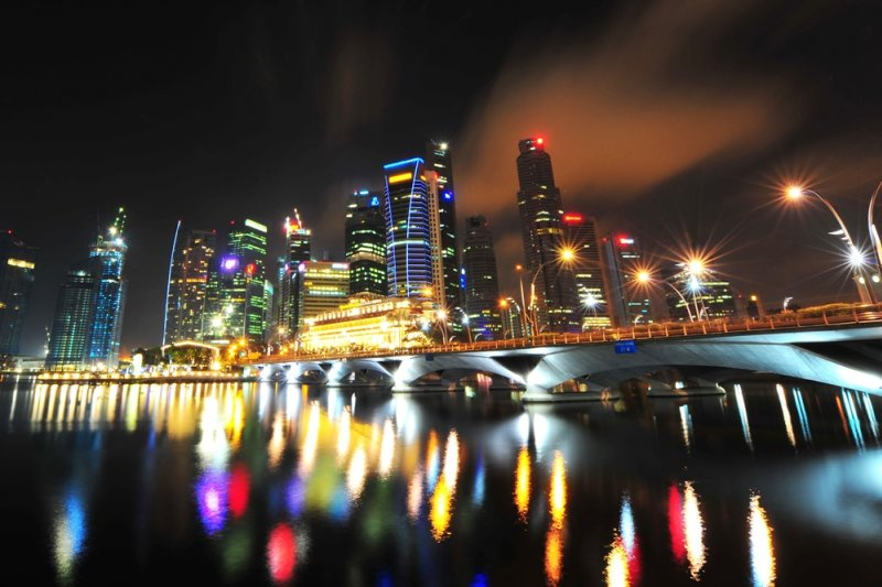 新加坡的進步建設一向讓許多台灣人心嚮往之,但是沒想到,新加坡人反倒羨慕台灣某些建設成果(圖/MikeBehnken@flickr)
