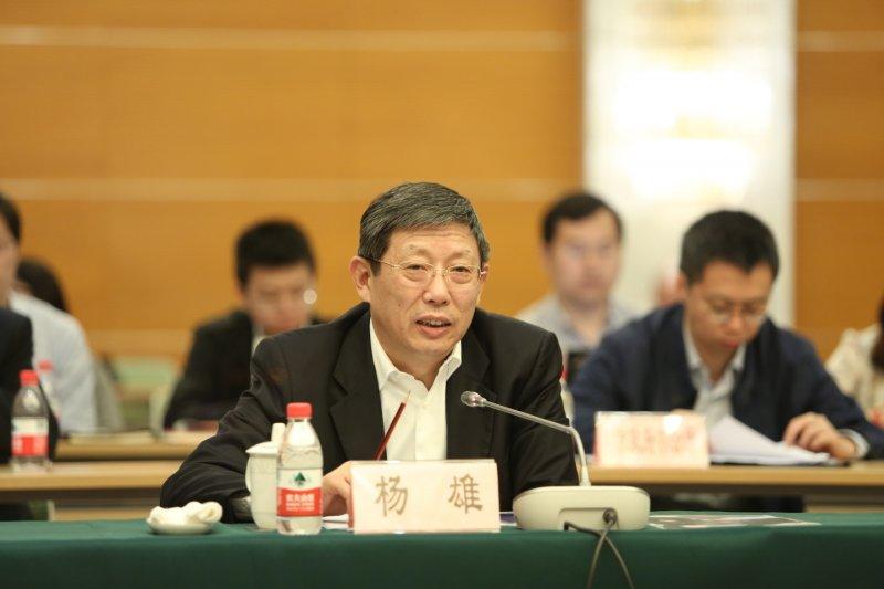 上海市長楊雄。(圖取自百度)
