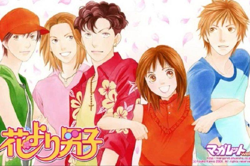 漫畫流星花園曾被台灣、韓國、日本三地翻拍成真人版偶像劇,結局你還記得嗎?(翻攝自youtube)