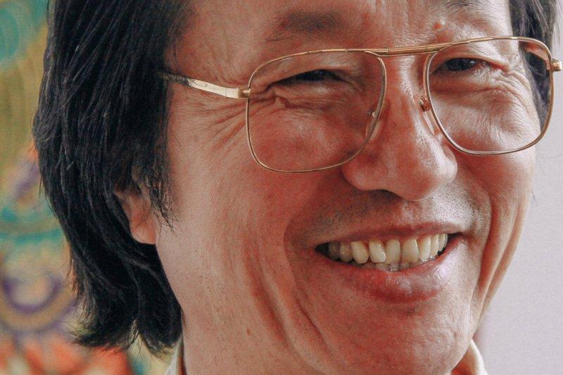 劉家正為人謙和有禮,眉宇間常帶著笑。(圖/文化銀行提供)