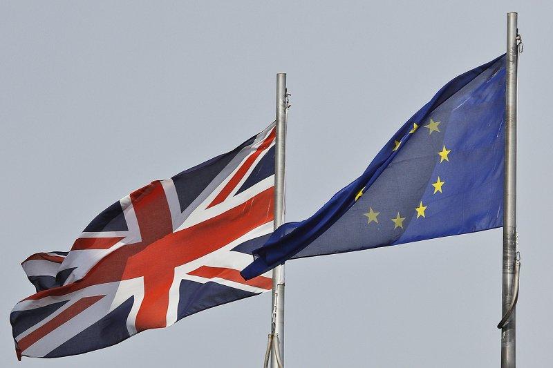 令世人欽羨的歐盟,一向是法治菁英心目中的民主典範,可說是人類理性文明的極致表現;如今物換星移,眼看將要不敵人類自私貪婪、自我中心的本性,而被掃進歷史洪流裡。(資料照,美聯社)