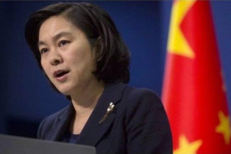 """中國外交部發言人華春瑩表示,北京反對台灣以任何""""藉口""""派員赴美。她敦促華盛頓不要讓台灣代表團出席總統就職典禮。(BBC中文網)"""