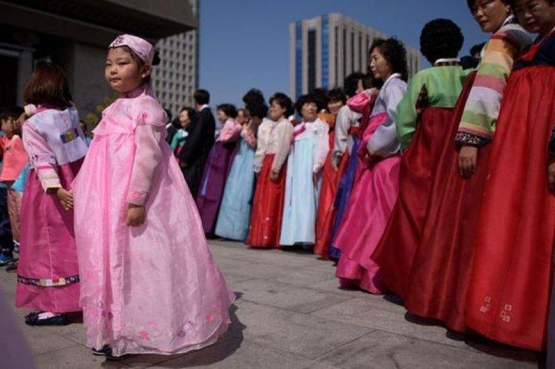 韓國長期以來也是重男輕女。(BBC中文網)