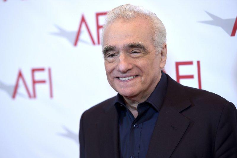 美國大導演馬丁史柯西斯(Martin Scorsese)(AP)