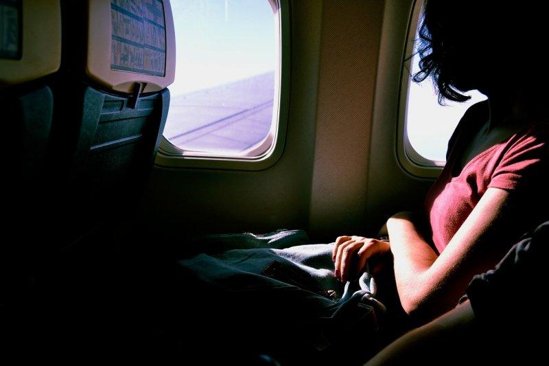漫長的飛行時間,你在飛機上觀察到了什麼?(取自Pixabay)