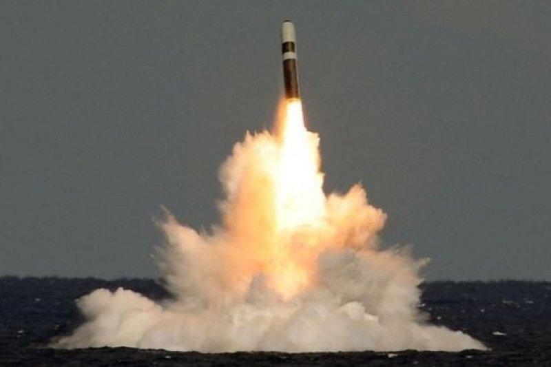 英國國防部表示,三叉戟的能力是不用置疑的。(BBC中文網)