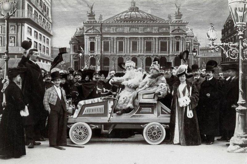 Le Raid Paris-Monte Carlo en deux heures劇照。