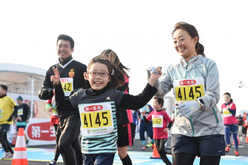 馬拉松為何會受到歡迎、甚至成為可營利的觀光活動?(圖/東京マラソン財団 / Tokyo Marathon Foundation@Facebook)