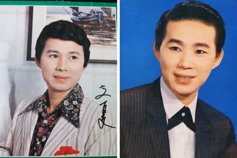 在台灣戒嚴的38年間,歌曲被禁最多的就是文夏,一共被禁了99首歌曲。講到禁歌,一向斯文的文夏也不免動氣...(圖/shichwan@youtube)