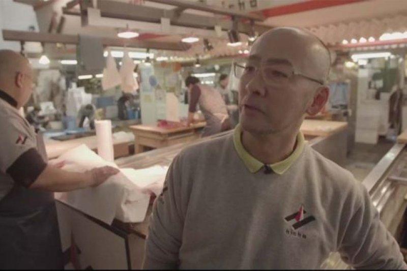 飯田一郎:我們的文化、我們的工作成就了築地魚市。(BBC中文網)