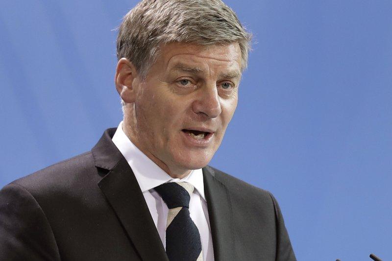 紐西蘭總理英格利希(AP)