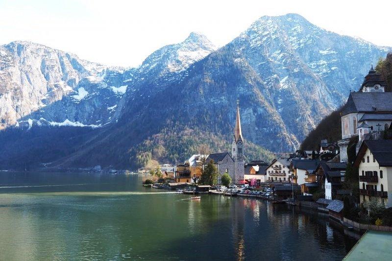 歐洲的美景,此生一定要存錢去看一次!(圖/HotelsCombined提供)