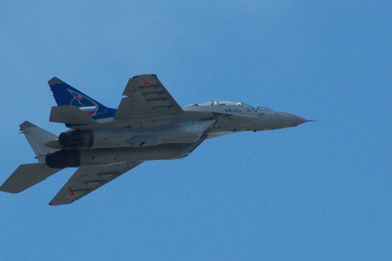 俄羅斯米格-35(MiG-35)戰鬥機(Wikipedia / Public Domain)