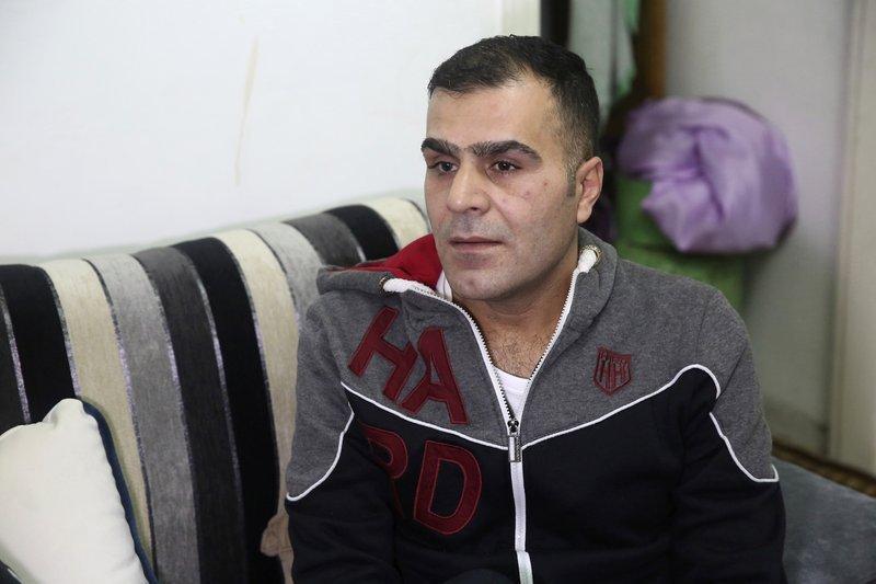敘利亞難民沙旺申請美國庇護好不容易進入最後階段。(美聯社)