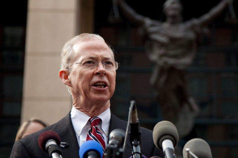 美國新任的代理司法部長波恩特(AP)