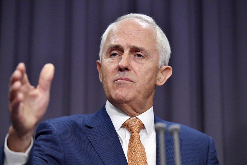 澳洲總理騰博(AP)
