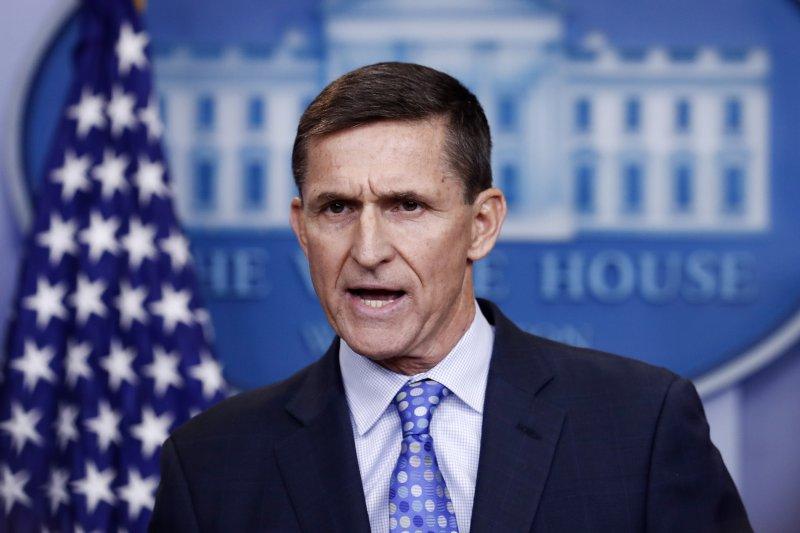 美國白宮國家安全顧問佛林1日「正式警告」最近試射彈道飛彈的伊朗(AP)