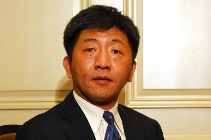 前衛生署副署長陳時中將接任衛福部長。(臺北醫學大學)