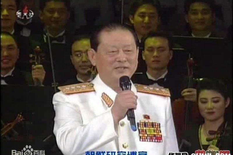 北韓國家安全保衛省前保衛相金元弘(取自網路)