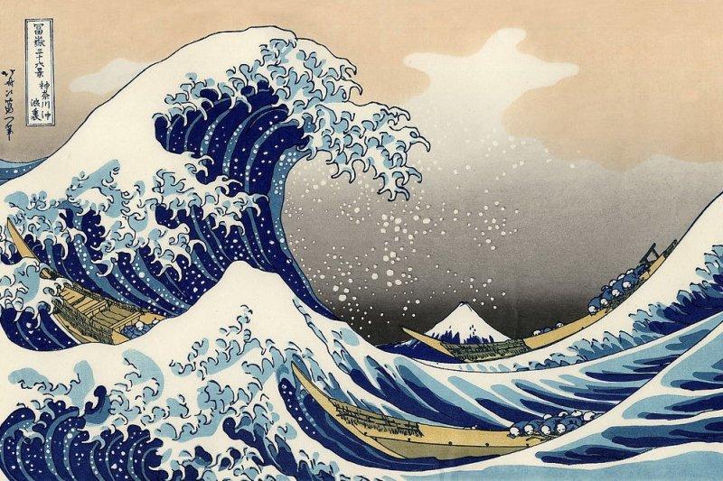 面對波譎雲詭的金融市場,永恆的不變就是一直在變。(作者提供)